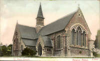 Newton Abbot. St Paul's Church # E 18817.