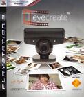 PS3 Playstation3 eyecreate eye create - ITALIANO