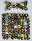 Nightmare Before Christmas Jack Badge Badges Pin 105pcs Mixed Lot
