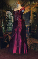 VICTORIAN/Edwardian 8/10 Period Themed Dress/MASQUERADE/Downton Abbey/TITANIC