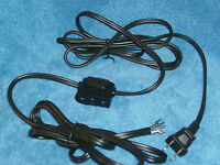 NEW SINGER SEWING MACHINE 3 PIN POWER CORD FEATHERWEIGHT 221 222 15-91 15-90