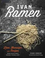 IVAN RAMEN - ORKIN, IVAN/ YING, CHRIS (CON)/ CHANG, DAVID (FRW) - NEW HARDCOVER