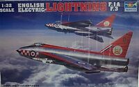 Trumpeter 1/32 English Electric BAC Lightning F.I  F3 Fighter  2280