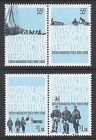2009 AAT CENTENARY OF MAGNETIC POLE EXPEDITION SET OF 4 MUH/MNH