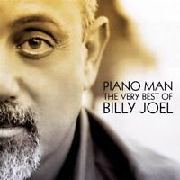 BILLY JOEL ( NEW SEALED CD ) PIANO MAN : THE VERY BEST OF / 18 GREATEST HITS