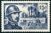 """FRANCE STAMP TIMBRE N° 1052 """" COLONEL DRIANT """" NEUF xx TTB"""