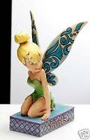 Disney Traditions Tinker Bell Pixie Pose Figurine NEW in Box