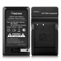 NP-BN1 Battery Charger for SONY CyberShot DSC-W330 TX200V TX55 W570 WX70 WX9