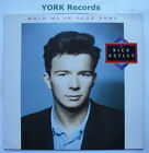 RICK ASTLEY - Hold Me In Your Arms - Excellent Condition LP Record RCA PL 71932