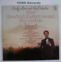 GEOFF LOVE - Your Hundred Instrumental Favourites Vol 3 - Ex LP Record MFP 50545