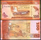 SRI LANKA 100 Rupees 2010 ( 2011 ) UNC P 125