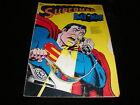 Superman une Batman heft 25 vom 9 dezember 1972 GF en allemand