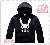 B.A.P BAP Best Absolute Perfect baby KPOP BLACK SWEATSHIRT FAN GOODS NEW