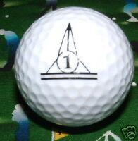 LOGO GOLF BALL=ONE 1 in Rocket Logo*Douglass*Company**LOW SHIP