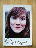 JESSICA HYNES HAND SIGNED AUTOGRAPH OFFICIAL PHOTO DOCTOR WHO HARRY POTTER & COA