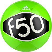NEW ADIDAS F50 X-ITE SOLAR GREEN BLACK TRAINING PRACTICE SOCCER FOOTBALL
