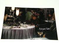MATYELOK GIBBS HAND SIGNED AUTOGRAPH 12X8 PHOTO HARRY POTTER AUNT MURIEL & COA