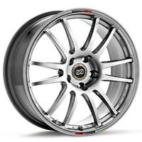 "ENKEI GTC01 18x8"" Racing Wheel Wheels 5x114.3 ET40 HB"