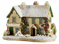Lilliput Lane L3360 Winter at Hilltop House NEW  14362