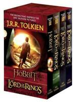 THE HOBBIT / THE LORD OF THE RINGS - TOLKIEN, J. R. R. - NEW PAPERBACK BOOK