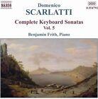 Scarlatti,D. - Keyboard Sonatas Vol. 5 (CD NEUF)