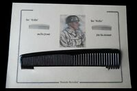 WW2 German Wehrmacht/Luftwaffe Personal Comb -  RARE!