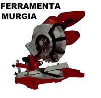 Troncatrice per legno Sega circolare legno 1400W X 210mm con base alluminio