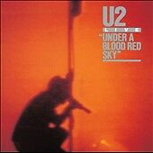 U2-Under a Blood Red Sky  CD NEW