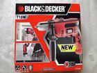 Black & Decker Kr714cresk Schlagbohrmaschine 710 watt