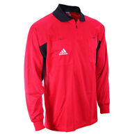 adidas Climacool  Ruby Red Referee Shirts / Jerseys rrp£40