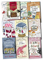 Agatha Raisin  M C Beaton 10 Books Collection Set 11 to 20 Pack