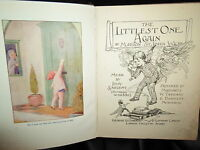 The Littlest One Again With Music by Marion St John Webb+Ida Sargent ~ RARE 1926