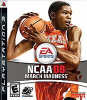 NCAA March Madness 08 - Playstation 3 Game