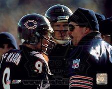 Mike Ditka Jim McMahon Chicago Bears 8x10 NFL Photo