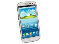 Samsung Galaxy S3 SGH-I747 16GB White GSM Unlocked Smartphone New Any GSM ****