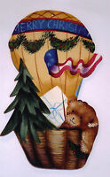 """""""Christmas Balloon Ornament"""" Wood Included Pattern Packet by Patty Stouffer"""