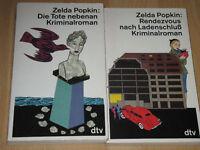 2x ZELDA POPKIN - DIE TOTE NEBENAN + RENDEVOUS NACH LADENSCHLUSS