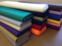 plain cotton drill fabric 150cm wide, premium quality