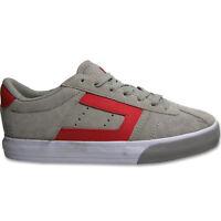 Circa Fix Mens Trainers Grey Suede Skate Sneakers Brand New UK 6 EU 38