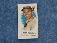 2007 Topps Allen & Ginter's #7 Mickey Mantle Mini B8750