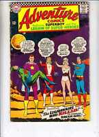 Adventure Comics #342 strict GD/VG 3.0 1966 Substitute Legion More Supe's posted