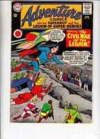 Adventure Comics #333 strict FN+ 6.5 High-Grade tons more Legion Of Super-Heroes
