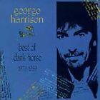 The Best of Dark Horse (1976-1989) by George Harrison (CD, Oct-1989, Dark Horse (USA))