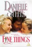 Danielle Steel's Fine Things (DVD, 2003) - Good Condition