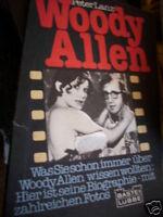 Woody Allen Biographie was sie schon immer wissen wollt