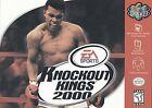 Knockout Kings 2000 (Nintendo 64, 1999)
