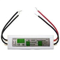 DC12V 15W Waterproof LED Driver power supply IP67 input AC110-260V For Led strip