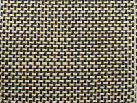 Marshall Black/Cream (Salt n Pepper) Weave Grill Cloth (80x45cm)