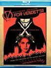 V For Vendetta Blu-ray Disc, 2008