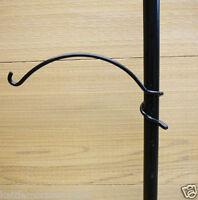 """Erva 8"""" Coil Hanger for 1"""" Pole - Bird Feeder Hanger"""